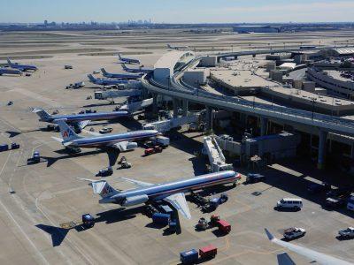 Dallas/Fort Worth, International Airport