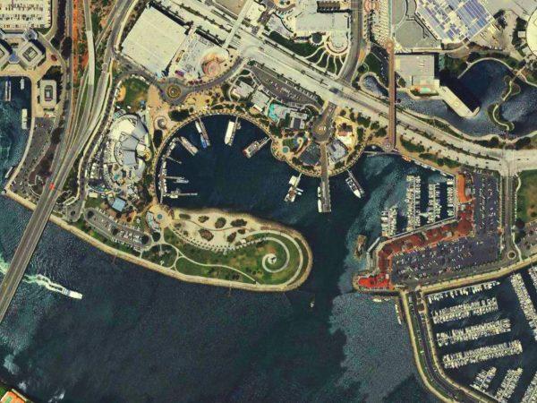 Queensway Bay Harbor – Long Beach - NNP Engineers