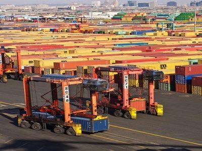 Berths 18/22 Port Newark, Port Authority of NY & NJ
