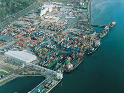 Tivoli Terminal, Port of Cork, Ireland