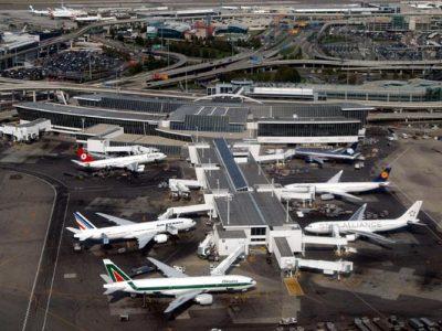 Terminal 1, JFK Airport