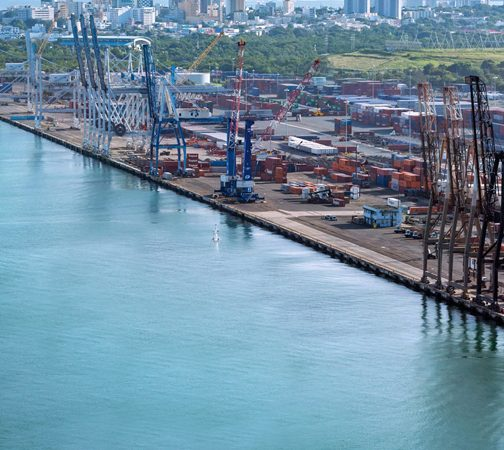 Puerto Nuevo Container Terminal – San Juan, Puerto Rico - NNP Engineers