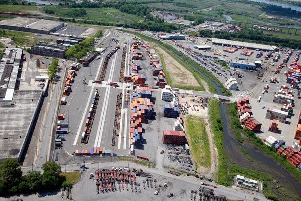 Howland Hook Marine Terminal – Port Authority of N.Y. & N.J. - NNP Engineers