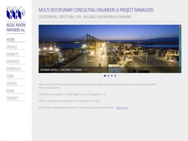 NNP Inc. new website