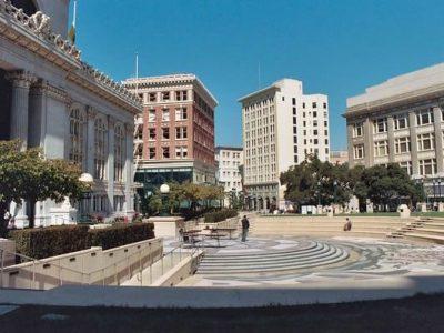 Frank Ogawa Plaza, Oakland
