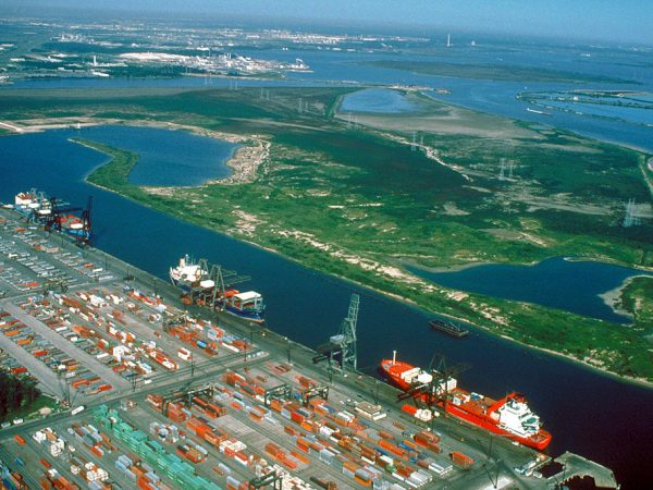 Barbours Cut Berth 6 – Port of Houston, TX - NNP Engineers