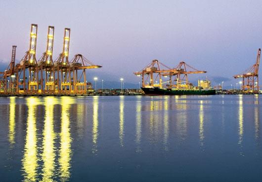 Salalah Container Terminal – Mina Raysut, Oman - NNP Engineers
