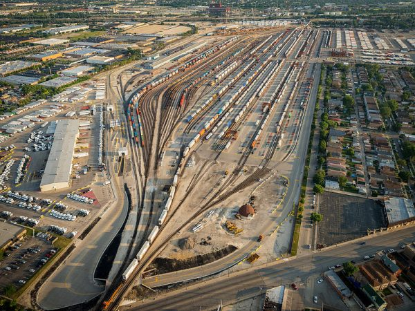 Cicero Yard – Chicago - NNP Engineers