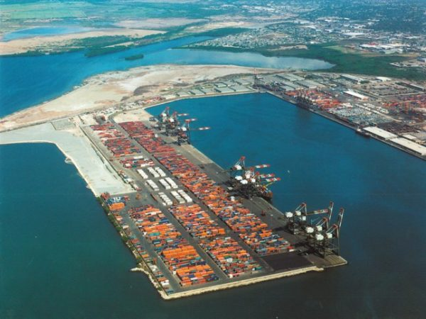 Gordon Cay – Port of Kingston, Jamaica - NNP Engineers