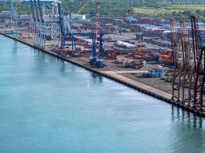 Puerto Nuevo Container Terminal, San Juan, Puerto Rico
