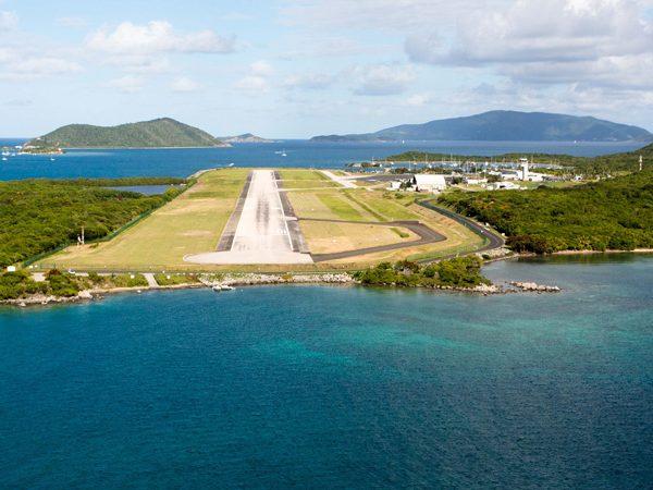 Virgin Gorda Airport - NNP Engineers