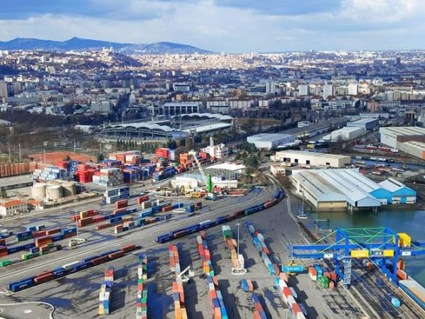 Container Terminal – Port Of Lyon - NNP Engineers